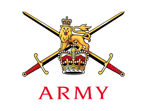 Armed Forces British Army ELC Enhanced Learning Credits Logo